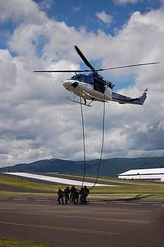Helicopters by Lenka Kendralova