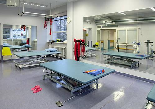 Estonia. University Hospital Sports by Jaak Nilson