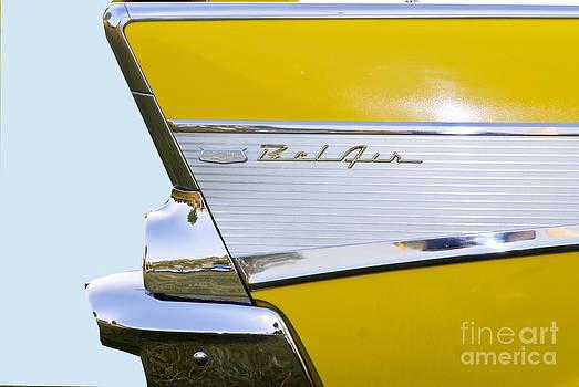 57 Chevy Bel Air by Pat Carosone