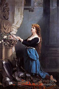 Photo Researchers - Joan Of Arc