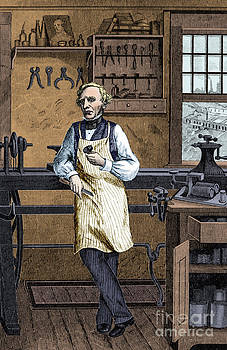 Science Source - Samuel Morse American Inventor