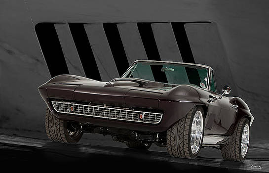 67 Chevrolet Corvette by Kevin Moody