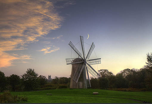 8 Blade Windmill  by Stephen EIS