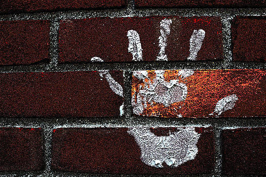 A Brick-N-Hand by Bob Whitt