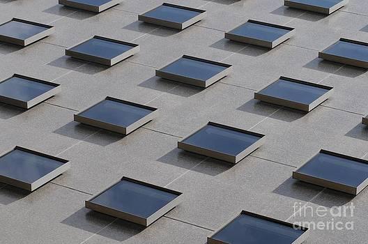 A Building Askew by Dan Holm