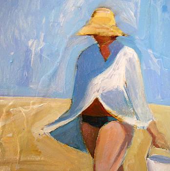 A Day at the Beach by Marianne  Gargour