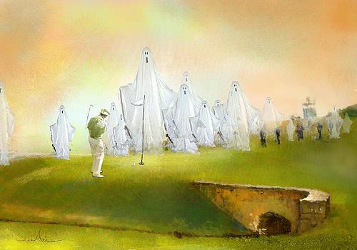 Miki De Goodaboom - A Ghost of A Chance