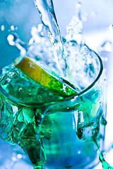 A Glass Of Water by MrsRedhead Olga