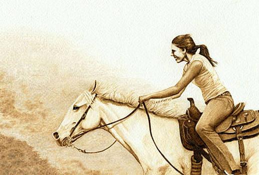 A Joyful Ride by Cate McCauley