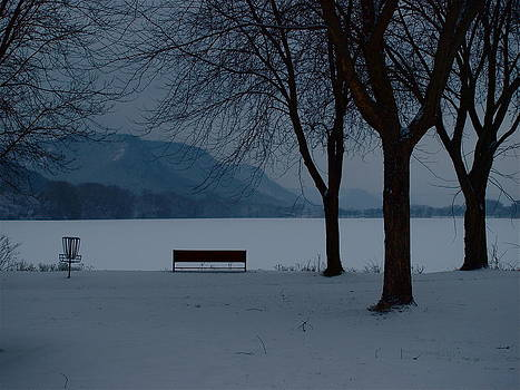 A Lonely Winter by Monica Veraguth