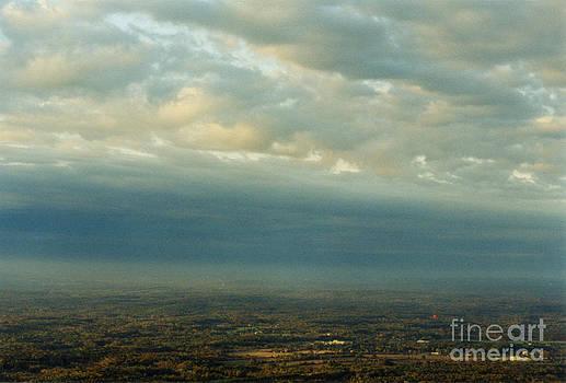 A Majestic Birds Eye View by Thomas Luca
