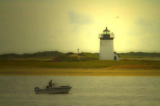 Karol  Livote - A New England Moment