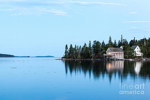 A Night In Maine by Paul Frederiksen