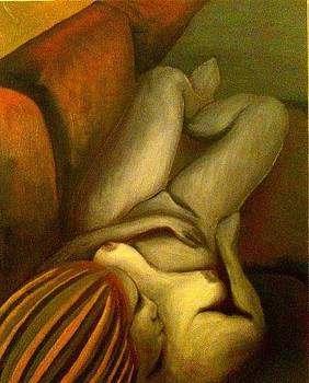 A nude by Ronald Lee