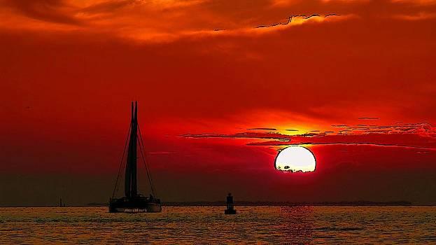 A Peaceful Sun by Viveka Singh