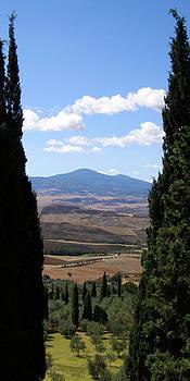 a piece of Tuscany by Alberto Catellani