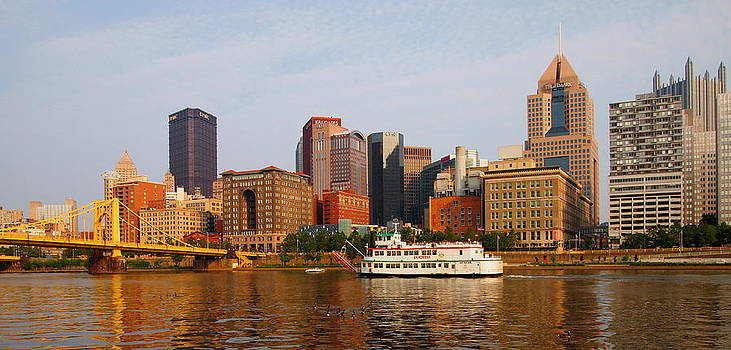 A Pittsburgh View by Jeffry Collins