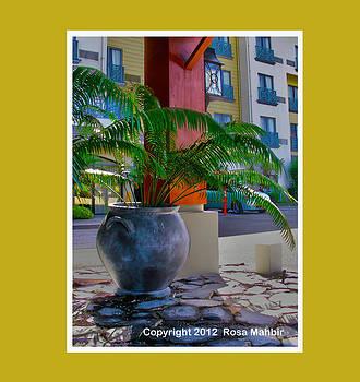 A Tropical Scene by Rosa Mahabir