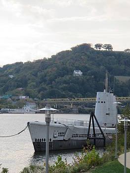Michaline  Bak - A Vintage Ship in Pittsburgh