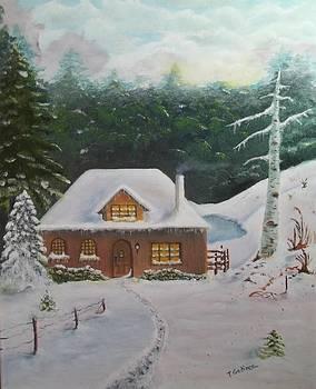 A Winter Dream by Terry Godinez