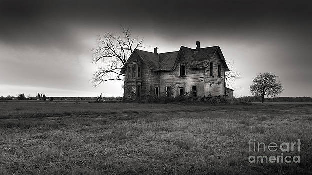 Abandoned Farm House- Kent County Ontario by Mark Clifford