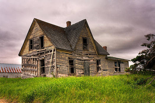 Matt Dobson - Abandoned Farm House