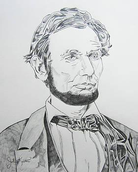Abraham Lincoln by John Keaton