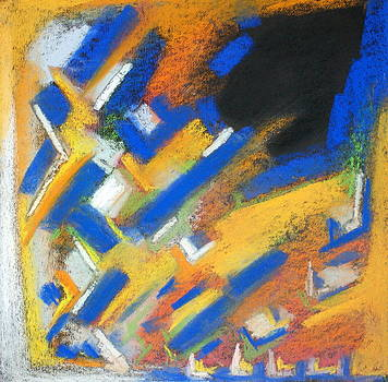 Abstract 15 by Sandra Conceicao