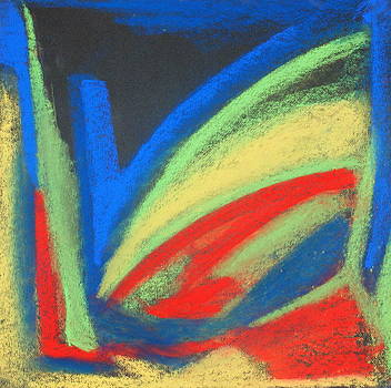 Abstract 16 by Sandra Conceicao