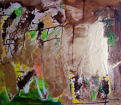 Abstract 3 by Ignatescu Isabela