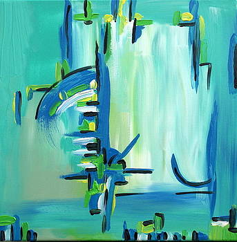 Abstract 34 by Sandra Conceicao