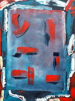 Abstract 45 by Sandra Conceicao