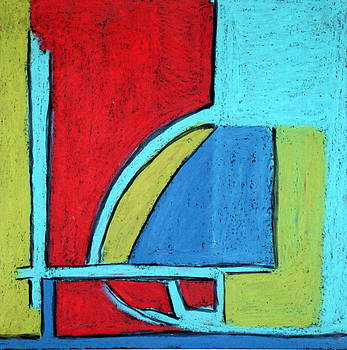 Abstract 89 by Sandra Conceicao