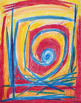 Abstract 93 by Sandra Conceicao