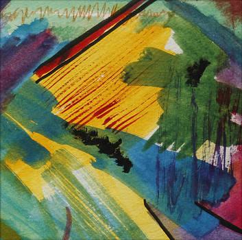 Karyn Robinson - Abstract Art - Why Not