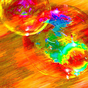 Art Block Collections - Abstract Bubbles