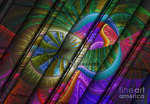 Deborah Benoit - Abstract Levels Of Color