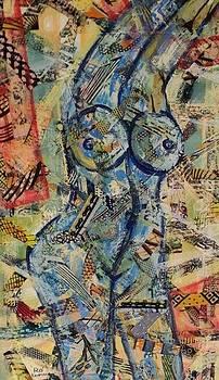 Abstract Nudes by Ronald Kerango