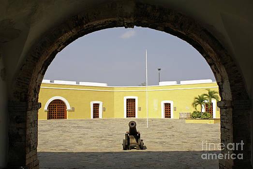 John  Mitchell - Acapulco Fort