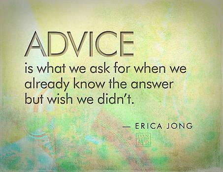Advice by Dan Turner