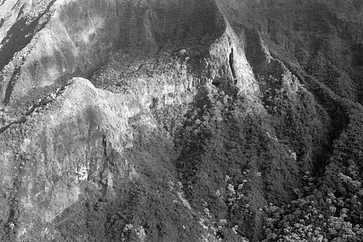 Aerial View Of Mountain by Thinkstock Images