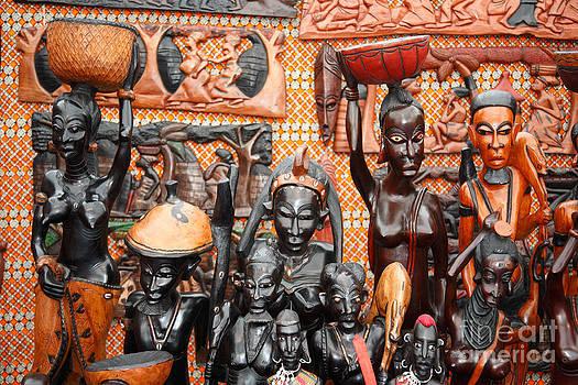 Gaspar Avila - African art