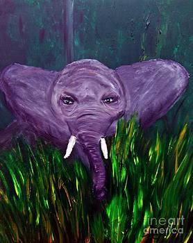 Angela Pari  Dominic Chumroo - African Elephant
