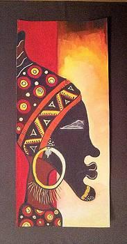 Africano 3 by Zainab Elmakawy