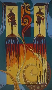Africano by Zainab Elmakawy