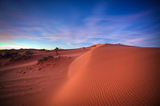 After sunset by Jeremy D Taylor