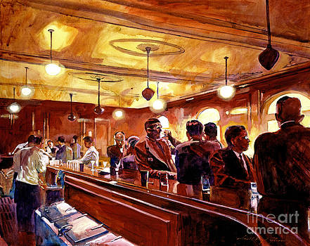 David Lloyd Glover - After The Market Closes