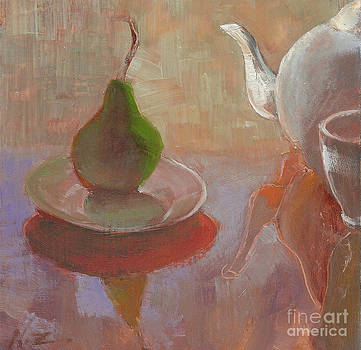 Afternoon Tea Time no.12 by Ni Zhu