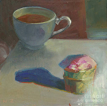Afternoon Tea Time no.5 by Ni Zhu