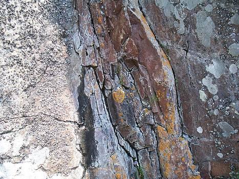 Agawa Rocks Number Two by Jason Nelson